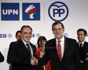 esparza-Rajoy-PP-UPN