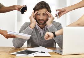 El estrés repercute directamente en la salud física y mental