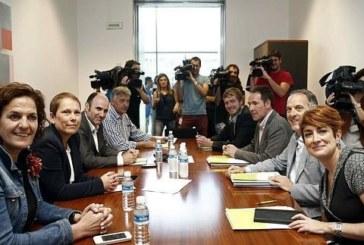 EH Bildu y Geroa Bai, abiertos a ir juntos a las elecciones en Navarra