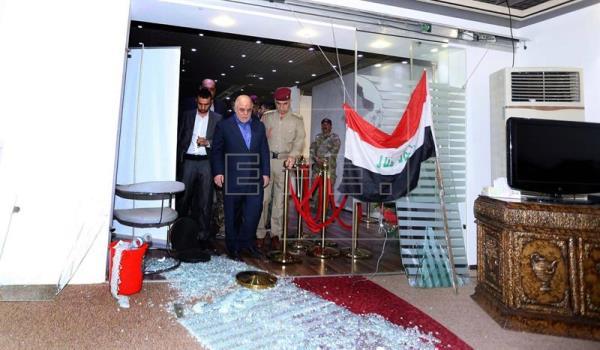 Manifestantes abandonan las protestas en Bagdad pero mantienen sus exigencias