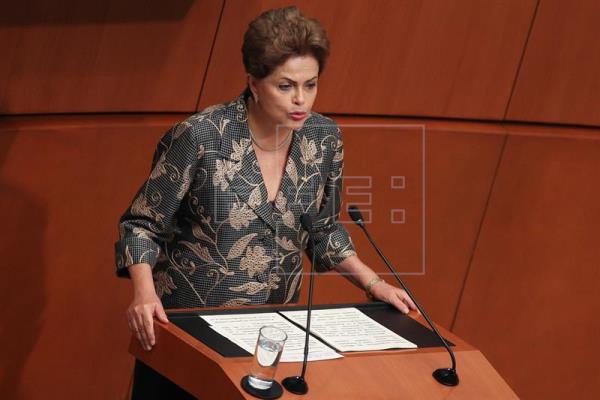 El presidente de la Cámara brasileña rectifica y apoya el proceso a Rousseff