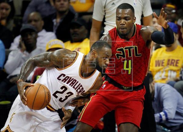 123-98. James y Cavaliers dan una demostración de poder ofensivo