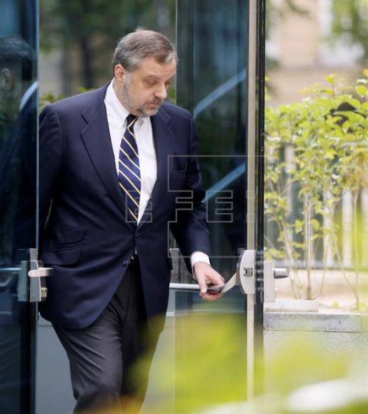 El exembajador Arístegui se niega a declarar al juez acerca de las comisiones