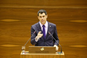 Javier García, A. F del PPN