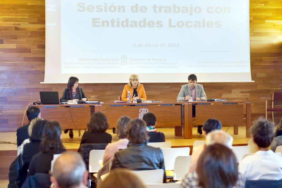 El Gobierno foral incrementa en un 82% las ayudas para la igualdad de género
