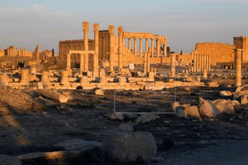 Rusia y Siria devuelven la vida a las ruinas romanas de Palmira