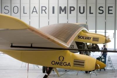 Avión solar 'Impulse' completa otra etapa y llega a Arizona