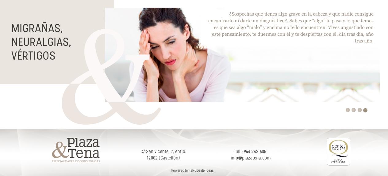 Nace una web informativa sobre las migrañas, las neuralgias y los vértigos