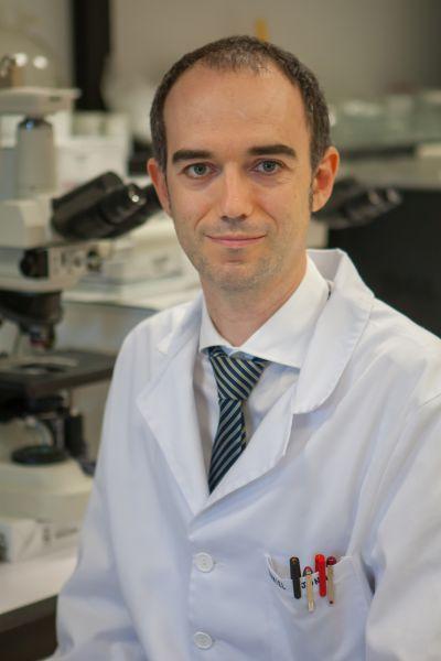 CIMA: El pamplonés Daniel Ajona recibe el 'Premio al Joven Investigador' de la sociedad científica europea