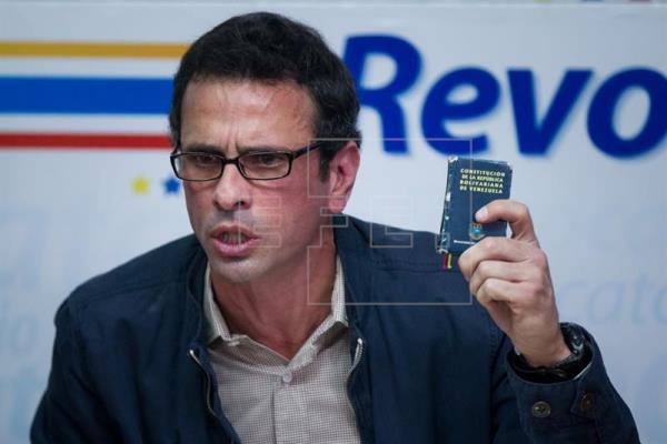 El camino al revocatorio agrieta la unidad de la oposición venezolana