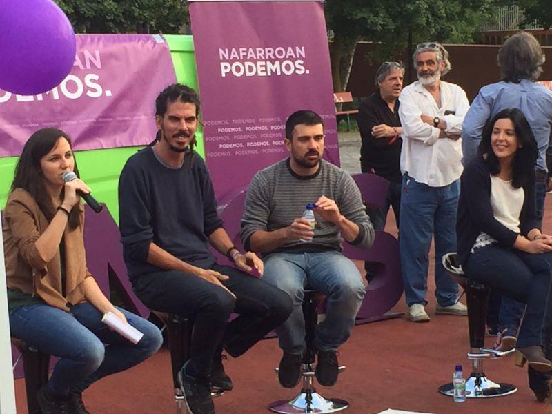 """Ione Belarra (Podemos): """"Necesitamos que la indignación se convierta en ilusión"""""""