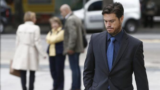 Declarado procedente el despido de Diego Maquírriain