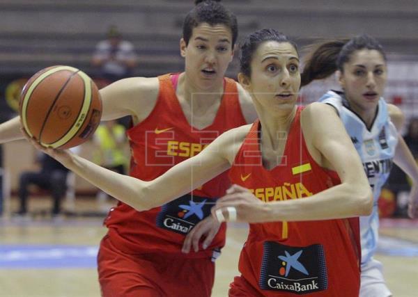 70-50. Torrens y Little sellan el pasaporte olímpico para España