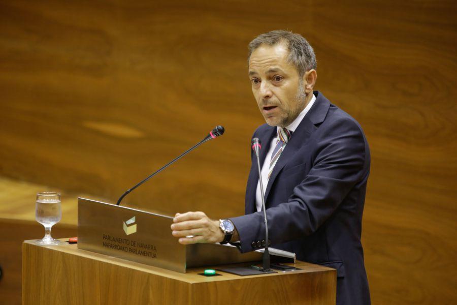 UPN enmienda la ley de Contratos para avanzar en la lucha contra la corrupción