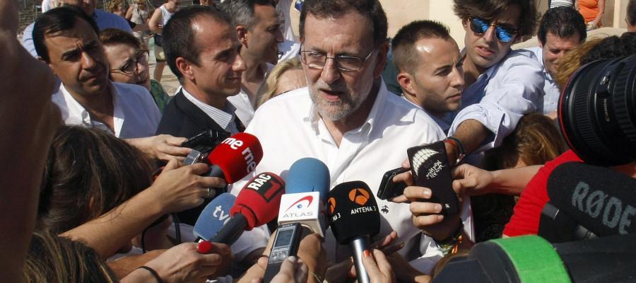 Rajoy pide a otros líderes