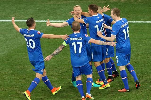 1-2. Islandia obra el milagro, entra en cuartos y despide a Inglaterra