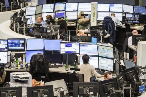 La Bolsa de Fráncfort sube un 0,58 por ciento en la apertura