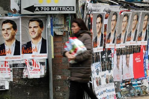 Los cuatro principales partidos arrancan la campaña electoral en Madrid
