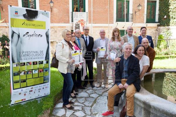 Cervantes y Shakespeare comparten protagonismo con las mujeres en el Festival Olmedo Clásico