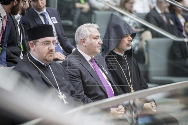 Turquía acusa a Alemania de islamofobia y de politizar la historia