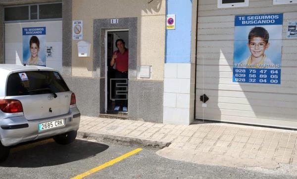 El sospechoso de la desaparición de Yéremi contó en prisión que vio quién se lo llevó