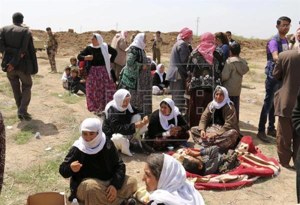 La ONU confirma que el Estado Islámico cometió genocidio contra los yazidíes de Siria