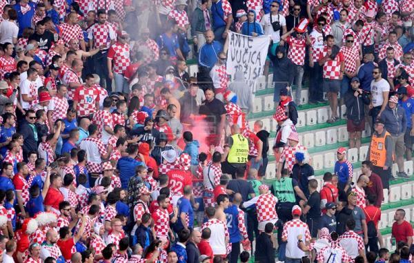 La policía croata alerta de que hinchas planean desórdenes en el Croacia-España