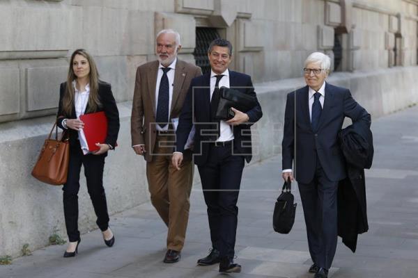 Los asesores fiscales de Messi exoneran de toda responsabilidad al jugador