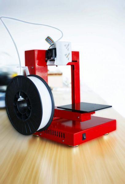HP fabricará diez veces más rápido con impresoras 3D