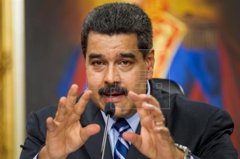 Maduro es proclamado presidente para gobernar hasta el 2025 en Venezuela