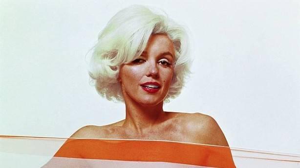 Las últimas fotos de Marilyn Monroe, a subasta