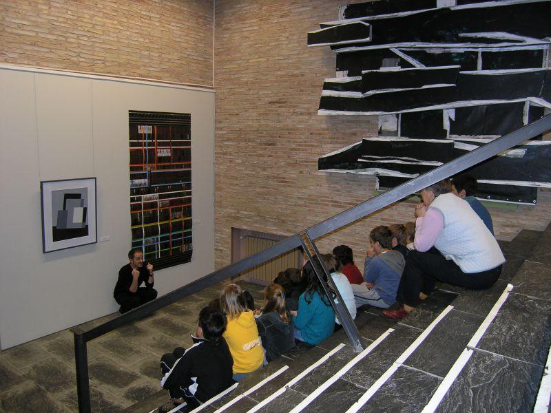 Inscripciones para talleres educativos de verano en el Museo de Navarra,