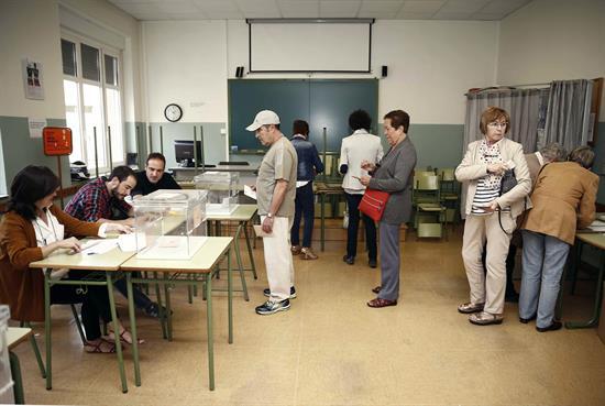 Los pamploneses pueden consultar ya si son miembros de mesa electoral el 28A