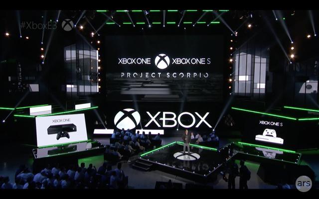 Microsoft presenta dos nuevas consolas: Xbox One S y Project Scorpio