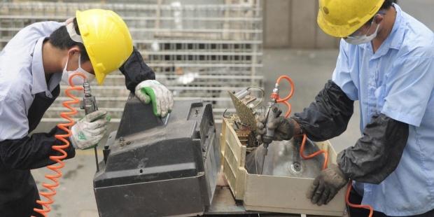 España recoge 20.049 toneladas de residuos eléctricos y electrónicos en 2015
