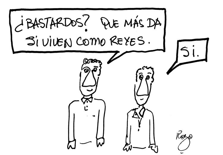 Viñeta Manolo Royo