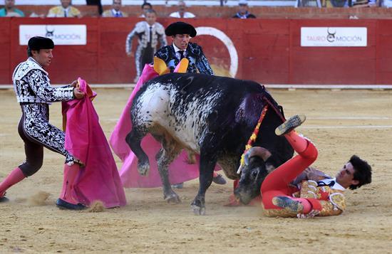 Fallece a los 29 años el torero Víctor Barrio al sufrir una brutal cornada en el pecho