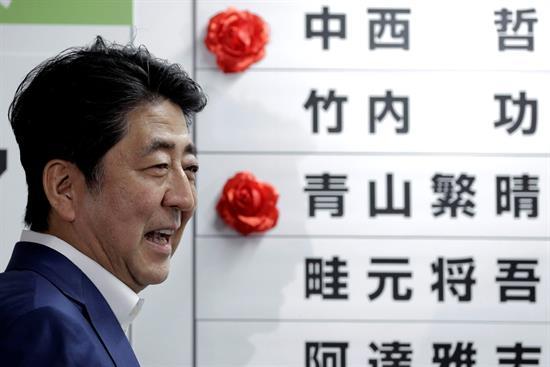 Abe dice que está preparado para un diálogo directo con el líder norcoreano