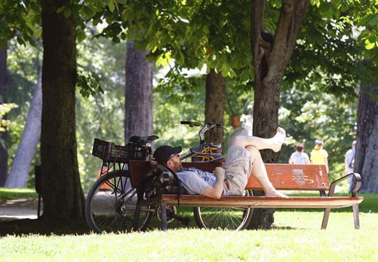El calor se afianza el fin de semana con temperaturas por encima de 30 grados