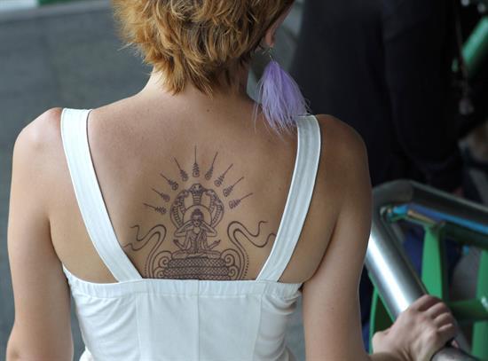 Birmania deporta a un turista español por tener un tatuaje de Buda