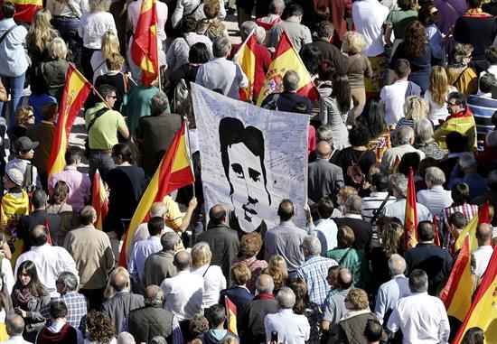 Homenajes de recuerdo a Miguel Ángel Blanco, 19 años después de su asesinato por ETA