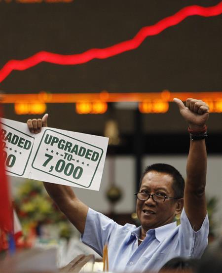 La mayoría de las Bolsas del sudeste asiático arrancan con ganacias