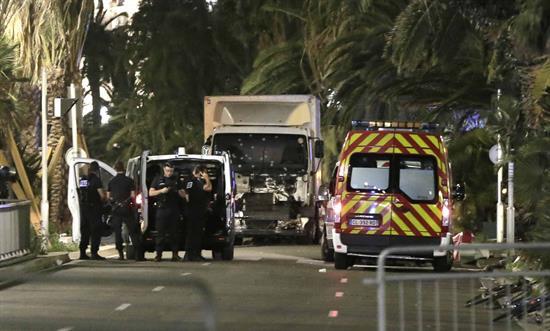 Rajoy, Sánchez, Rivera e Iglesias expresan su conmoción por atentado de Niza