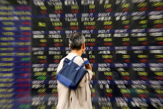 La Bolsa deTokio escala a su máximo en 21 años por los buenos resultados corporativos