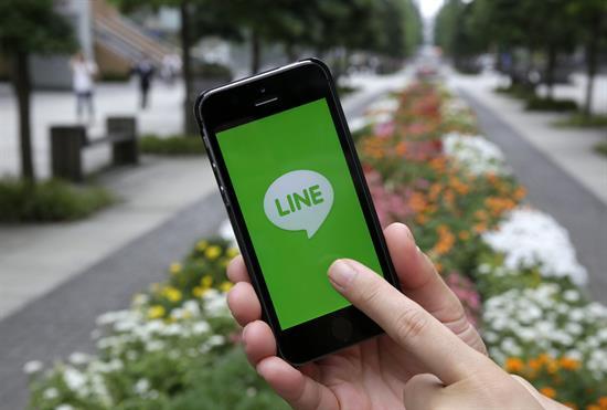 Line cierra un 31,6 por ciento al alza en su estreno en la bolsa en Tokio