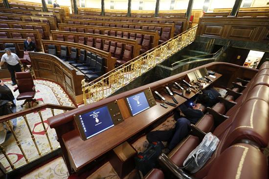 El Congreso español expresa sus condolencias por el atentado de Niza