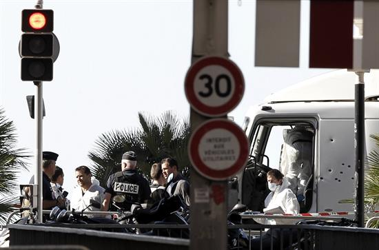 El autor de la matanza de Niza es un tunecino de 31 años residente en Niza