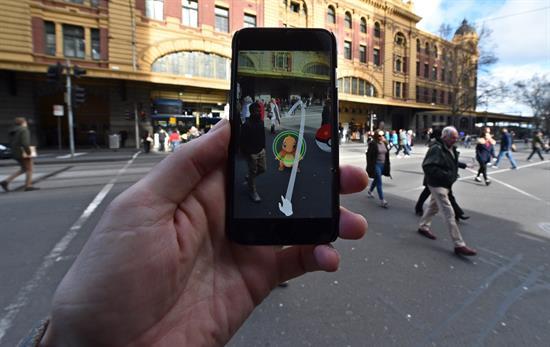 Pokémon Go para móviles, ya disponible en España