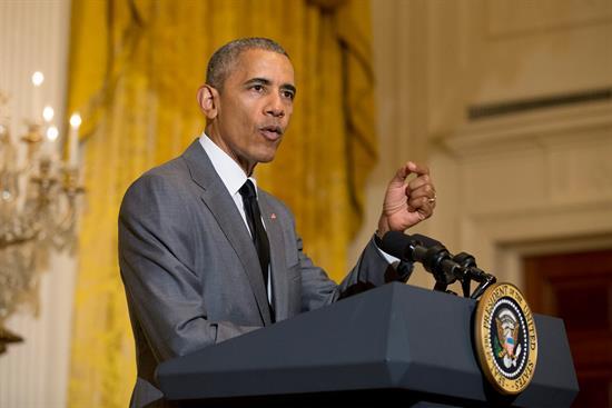 """Obama asegura que el terrorismo yihadista es """"una afrenta a toda la humanidad"""""""
