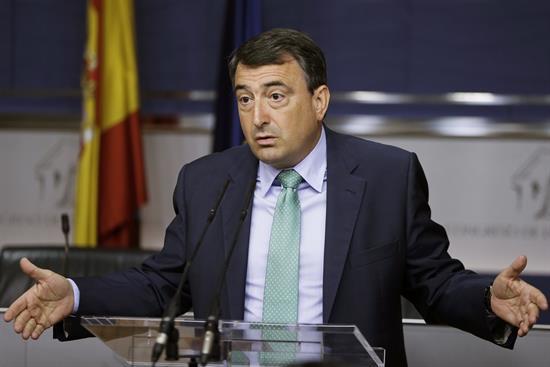 PNV: Hay que buscar una solución al encaje territorial de Euskadi y Cataluña